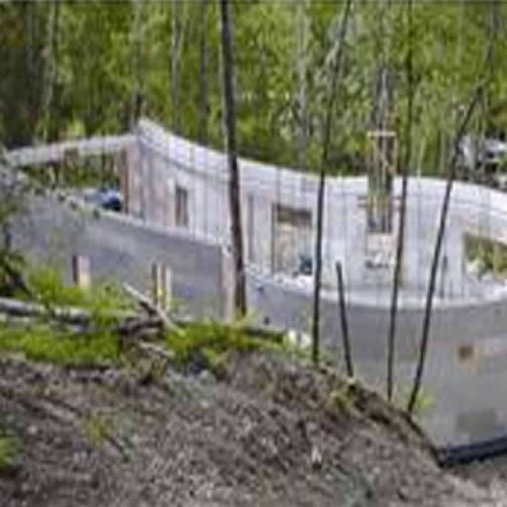 Other projects gallery eco icf solutions for Icf home cost estimator